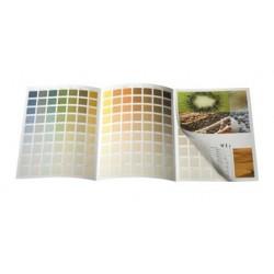Spalvų paletė - bukletas Ultra Color