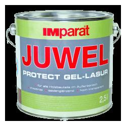 Storasluoksnė gelinė dažyvė medienai Juwel Protect