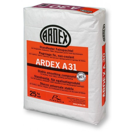 Universalus remontinis glaistas ARDEX A 31
