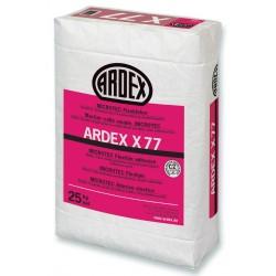 ARDEX X 77 MICROTEC elastingi plytelių klijai