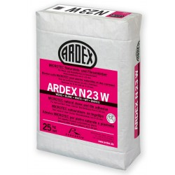 ARDEX N 23 W MICROTEC elastingi natūralaus akmens klijai, balti