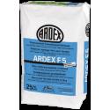 ARDEX F 5 Pluoštu sutvirtintas fasadų ir renovacinis glaistas, baltas