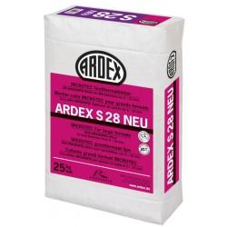 ARDEX S 28 MICROTEC klijai dideliems formatams