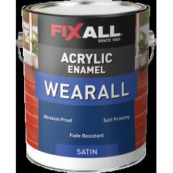 Akriliniai dažai Fixall...